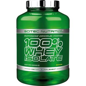 Scitec 100% Whey Isolate 700 g 700g, jahoda