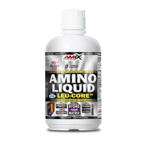 Amino LEU-CORE liquid Příchuť: Red Cherry, Balení (ml): 920ml