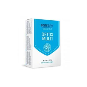 Body & Fit Detox Multi Hmotnost: 30 kapslí