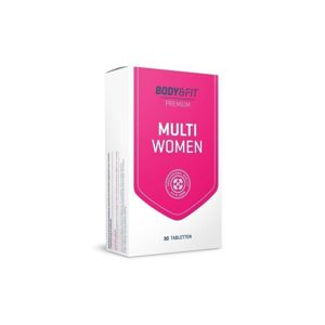 Body & Fit Multi Women Hmotnost: 30 kapslí