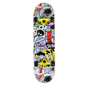 CR 3108 SA POP ART SKATEBOARD NILS EXTREME