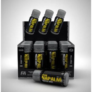 FA Xtreme Napalm Shot 24x60ml Exotic