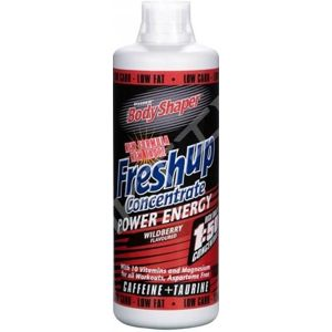 Weider fresh Up Concentrate Power Energy 1000 ml Fresh Up Power Energy 1000ml. - energy