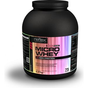 Micro Whey Native 909g 2270g banán