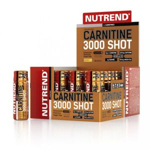 NUTREND Carnitine 3000 shot 1200 ml 20x 60ml Jahoda