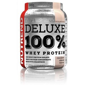 NUTREND DELUXE 100% Whey Protein 2250 g 900g Čoko-mandle