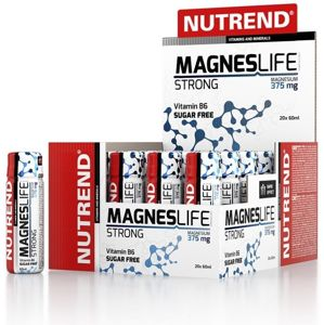 Nutrend Magneslife Strong Box 20 x 60 ml 10x 25ml