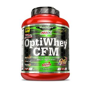 Amix OptiWhey CFM 2250 g - Double Dutch Chocolate