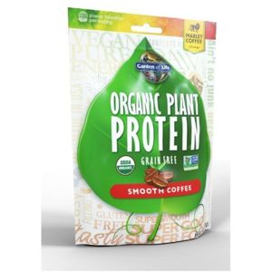 Garden of Life Organic Plant Protein 260 g coffee 244g