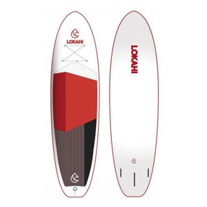 PADDLEBOARD LOKAHI W.E. ENJOY RED 10,6-33